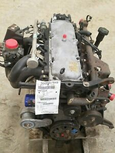 2001 Chevy Cavalier 2 2 Engine Motor Assembly Unknown Mileage Ln2 No Core Charge