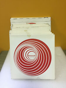 Honeywell 15047 lot Of 13 100 Count Per Box Chart Recorder Paper New In Box
