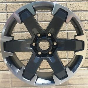 4 New 16 Wheels Rims For 2007 2008 2009 2010 2011 Nissan Frontier Xterra 1712