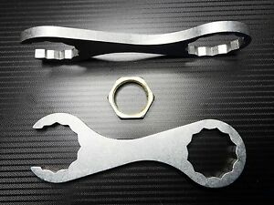 Stainless Steel Reloading die lock ring wrench for Dillon 1