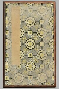 Fine Chinese Album With Four Paintings Signed Qian Hui An 1833 1911