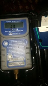 Digital Vacuum Gauge Jb Dv 22n