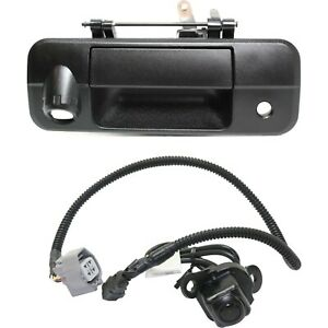 Tailgate Handle Kit For 2010 2013 Toyota Tundra For Models With Rear View Camera