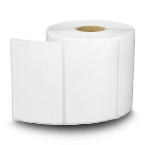 Zebra Compatible Direct Thermal Removable Remove Printer Labels 3 x2 10 Rolls