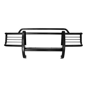 Aries 1043 Bar Grille Brush Guard Black Fits 1998 2000 Jeep Cherokee