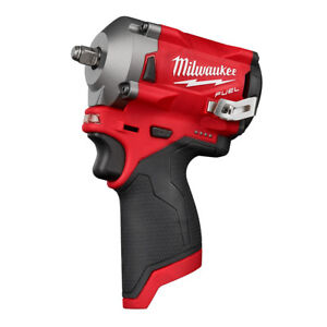 Milwaukee 2554 20 M12 Fuel 3 8 Impact Wrench Tool Only