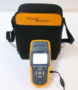 Fluke Networks Aircheck 802 11 A b g n Wi fi Handheld Wireless Network Tester