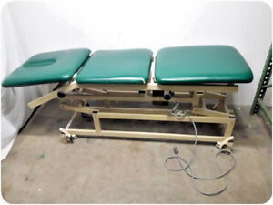 Chattanooga Triton Tre 23 Physical Therapy Medical Message Treatment Table