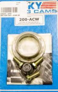 Isky Camshaft Button Kit Small Block Chevy P N 200 Acw