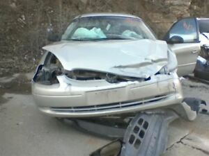 Automatic Transmission 6 183 Ohv Vin 2 8th Digit Ax4n Fits 01 03 Sable 636663