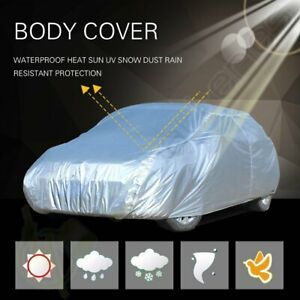 New Truck Car Cover Sun Protection Uv Dust Proof Rain Proof Outdoor Breathable