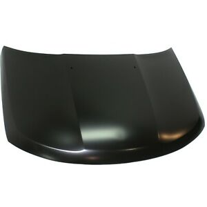 Hood Steel Primed For 2011 2017 Jeep Compass