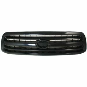 Grille For 2000 2002 Toyota Tundra Paint To Match Plastic