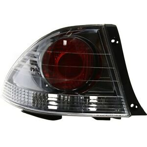 Tail Light For 2001 Lexus Is300 Lh Outer Sedan