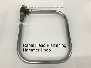 New 18 Rams Head Planishing Hammer Hoop