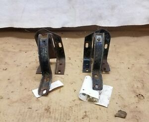 1943 43 44 45 46 47 48 Ford Car Sedan Trunk Hinges