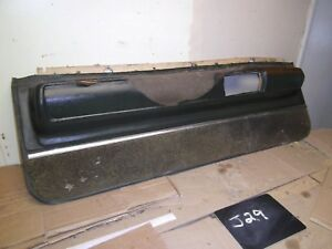 1971 1972 1973 Riviera Front Interior Lower Door Panel Green Wood Grain Project