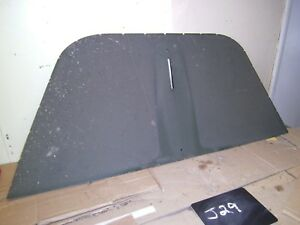 1971 1972 1973 Riviera Trunk Rear Window Windshield Package Tray Board Wood Oem
