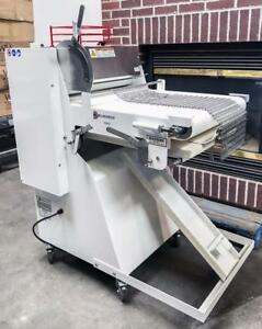 New Bloemhof 860l Bakery Equipment Bread Rolling And Roll Dough Moulder Roller
