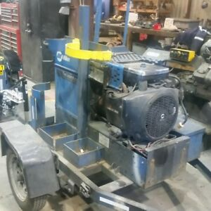Used Miller Stick Welder