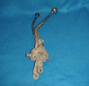Vintage P g 4 Speed Shifter Chevy Ford Dodge Amc Hot Rat Rod Muncie Borg Warner