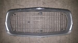 72 1972 Ford Gran Torino Ranchero Gts Grille Grille Surround And Surround Trim