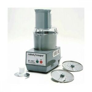 Robot Coupe R101p 2 5 Qt Standard Food Processor 1725 Rpm