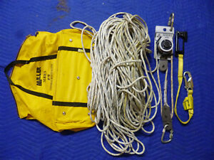 Miller 70 Rescue System 400ft Length 300lbs Weight Capacity