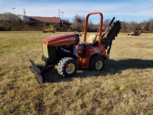 Ditch Witch Rt 40 Ride On Trencher