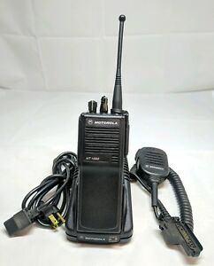 Motorola Ht1000 New Housing Uhf 403 470 Mhz 16 Channel Radio Narrowband Gmrs