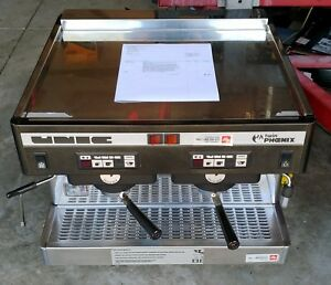 Serviced Jan 2019 Unic Twin Phoenix Expresso Machine That Uses Pods