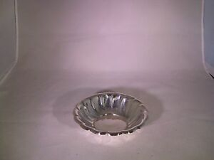 Gorham Silverplate Candy Nut Dish Yc647 5 3 4 Diameter