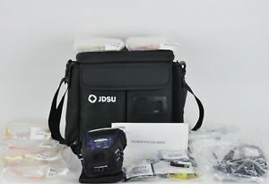 Jdsu Hst 3000 Cable Tester And 21105156 001 Module Hst 3000 Sim Ethernet