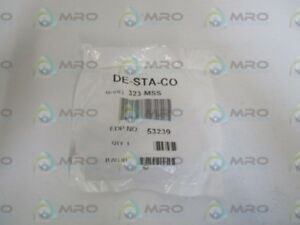 De sta co Toggle Pull Switch Latch Clamp 323 mss New In Factory Bag