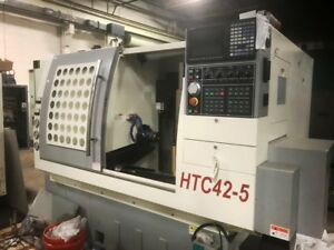 New Cnc Lathe Gemini Gt5 42m Cnc 5 axis Turning Center Y Axis Live Milling