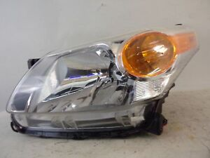 2013 2014 Scion Xd Driver Lh Halogen Headlight Oem 44