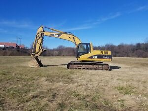 Cat 320 Cl Excavator With Hydraulic Thumb