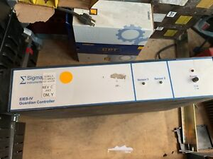 Sigma Inficon Eies iv Thin Film Deposition Guardian Controller