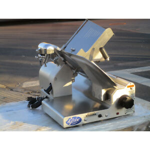 Globe 3500 Meat Slicer 0 5 Hp Used Excellent Condition