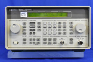 Hp 8648c Synthesized Signal Generator 9 Khz 3200 Mhz Price Drop