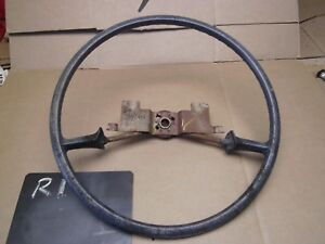 1969 1970 68 69 70 Buick Skylark Gs Special Lesabre Steering Wheel Project Parts