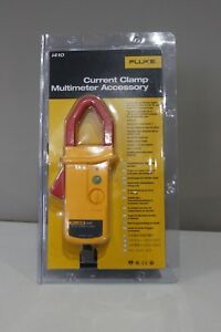 Fluke I410 Ac dc Current Clamp 600 V New Condition original Packaging