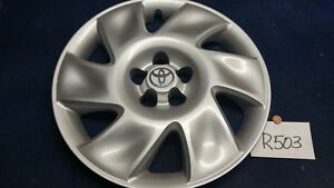 One 2006 2007 2008 2009 2010 2011 Toyota Matrix Factory Hubcap