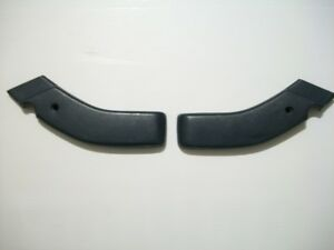 82 93 Chevy S10 Truck Bench Seat Hinge Covers
