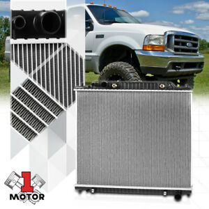 Aluminum Radiator Oe Replacement For 99 05 Excursion F250 F350 6 8 7 3 Dpi 2171