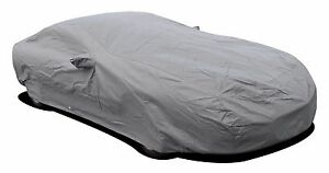 1967 1968 1969 Camaro Firebird 4 Layer Car Cover Indoor Outdoor Gray