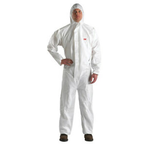 3m Disposable Protective Coverall 4510 25cnt Large
