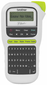 Brother P touch Handy Label Maker pt h110 brand New In Retail Box