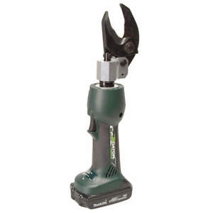 Greenlee Es32l11 Gator Battery powered Scissor Cable Cutter With 120v Charger