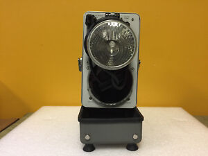 General Radio 1531 ab Up To 25 000 Flashes Per Min Stroboscope Tested